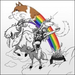 troy unicorn